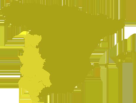Salamanca, Extremadura y Andalucía