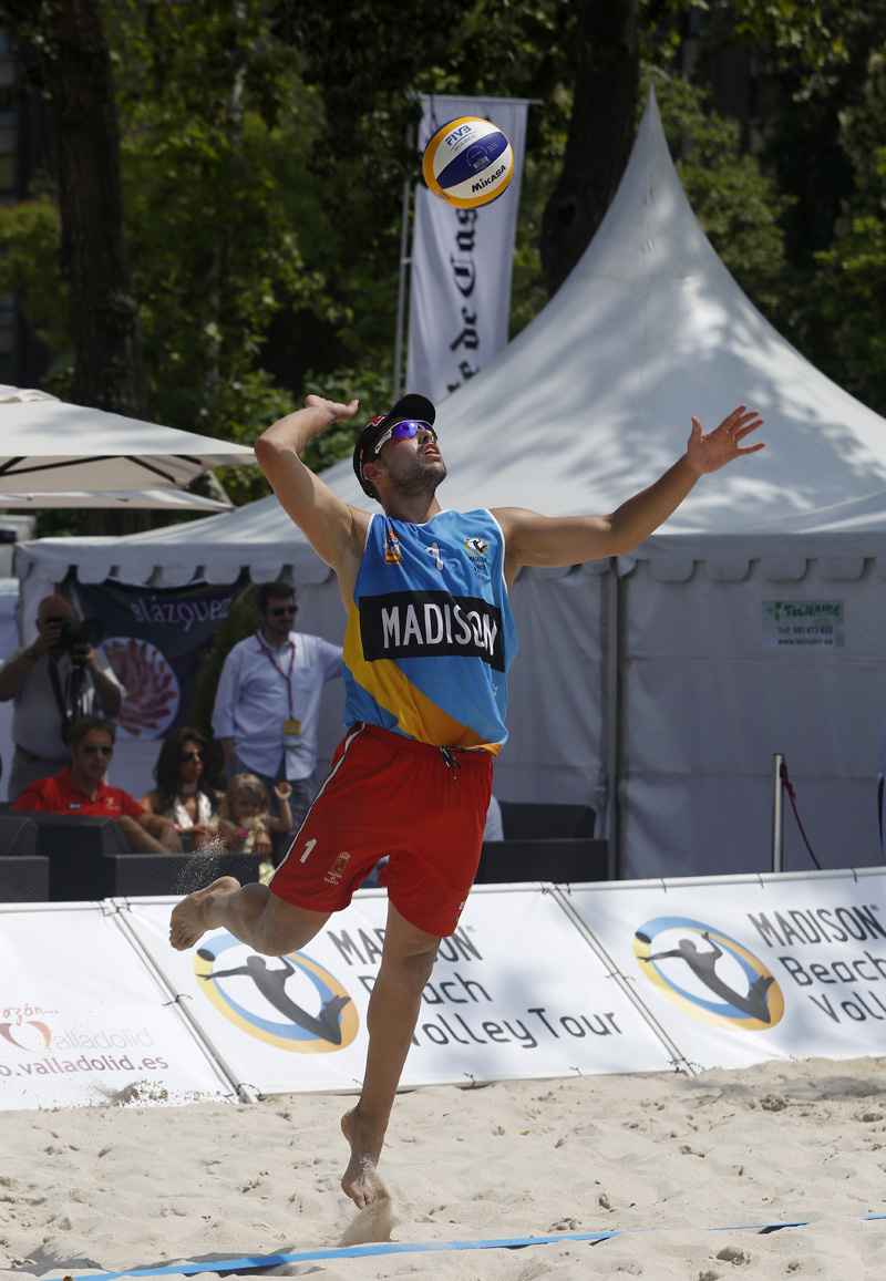 Beach Volley Tour | Jamones Blázquez