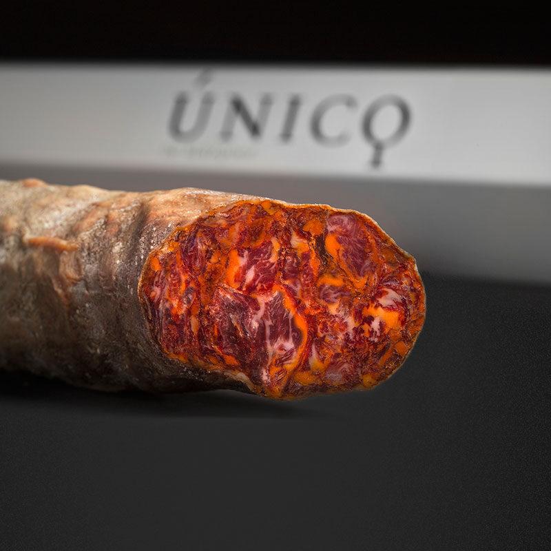 Chorizo Ib. Bellota Único Galería