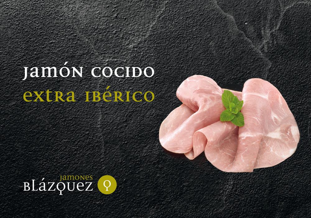 Jamón Cocido Extra Iberico